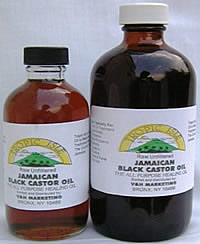 Real Jamaican Black Castor Oil.  This is pure Jamaican Black Castor Oil with no additives.