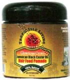 GLOWRIOUS CROWN JAMAICAN BLACK CASTOR OIL HAIR FOOD POMADE 4 OZ